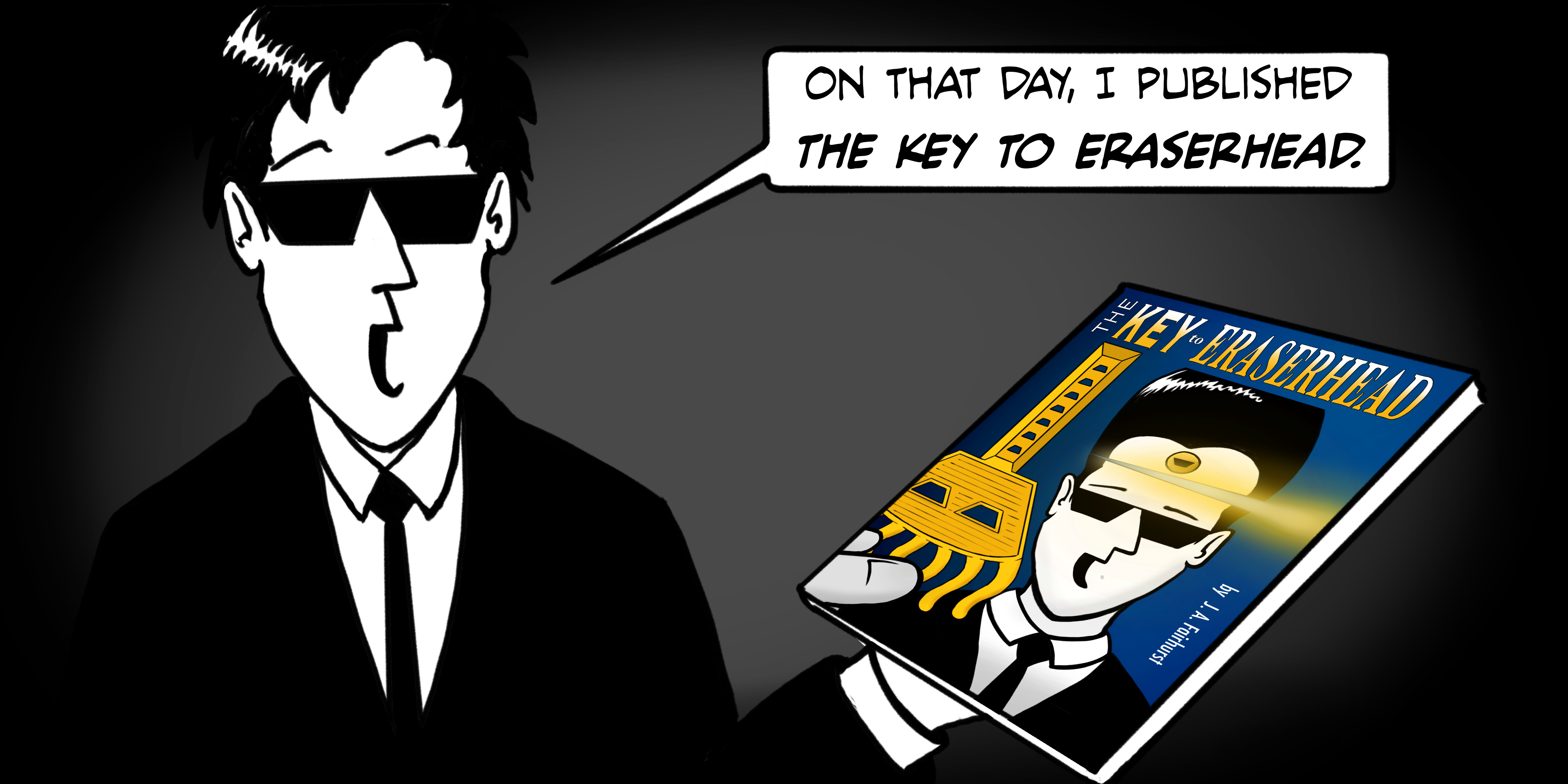I published The Key to Eraserhead.