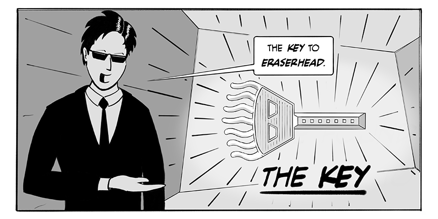 The Key to Eraserhead.